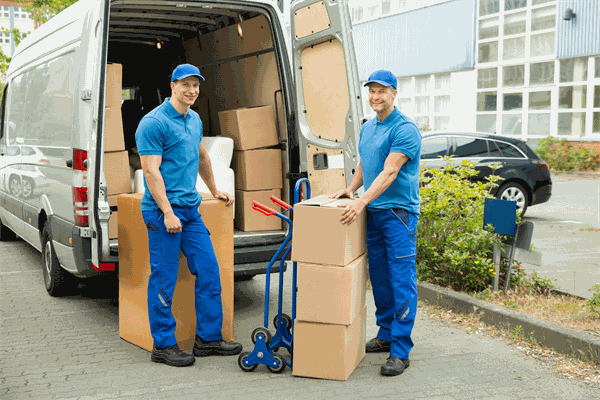 Van Delivery Operative - Job representing image