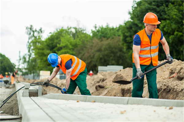 Labourer - Job representing image